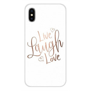 Live Laugh Love Phone Case For Huawei - Case Monkey