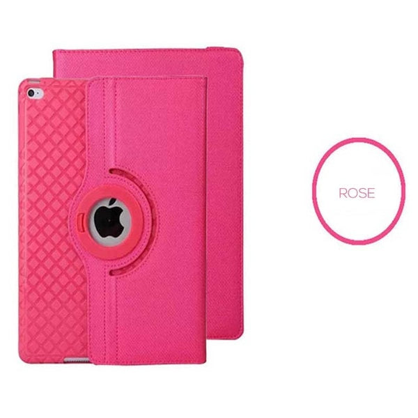 360 Degree Rotating Apple iPad Case - Case Monkey