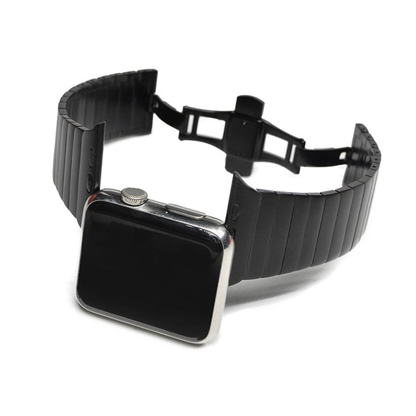 Stainless Steel Strap for Apple Watch All Series - Case Monkey
