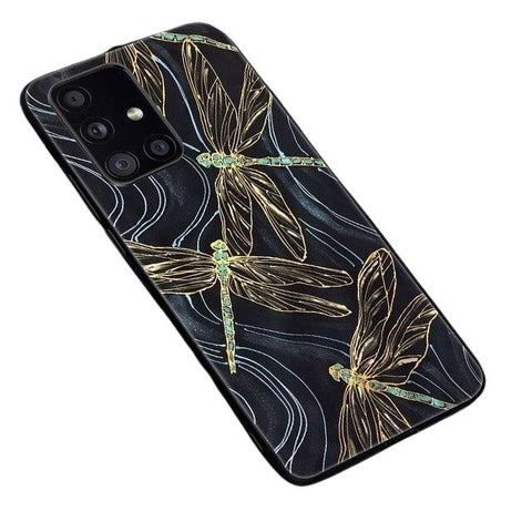 Dragon Fly Phone Case For Samsung - Case Monkey