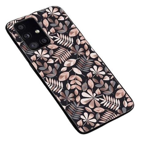 Wild Wood Leaves Phone Case For Samsung - Case Monkey