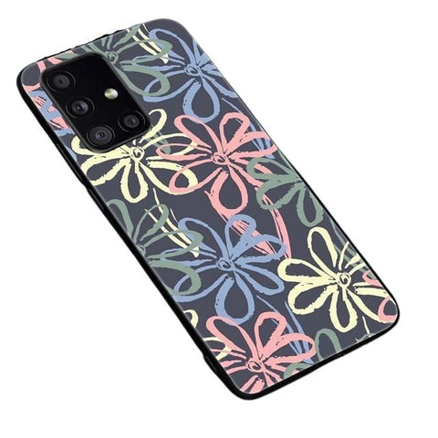 Bright Coloured Flowers For Samsung - Case Monkey