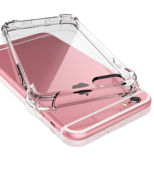 Super Shockproof Clear Phone Case - Case Monkey