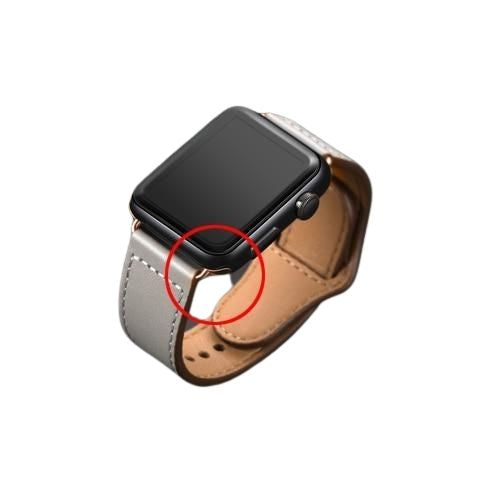 Genuine Leather Loop Strap for Apple Watch - Case Monkey