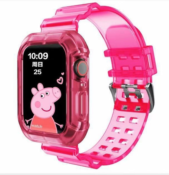 Silicone Apple Watch Band - Case Monkey