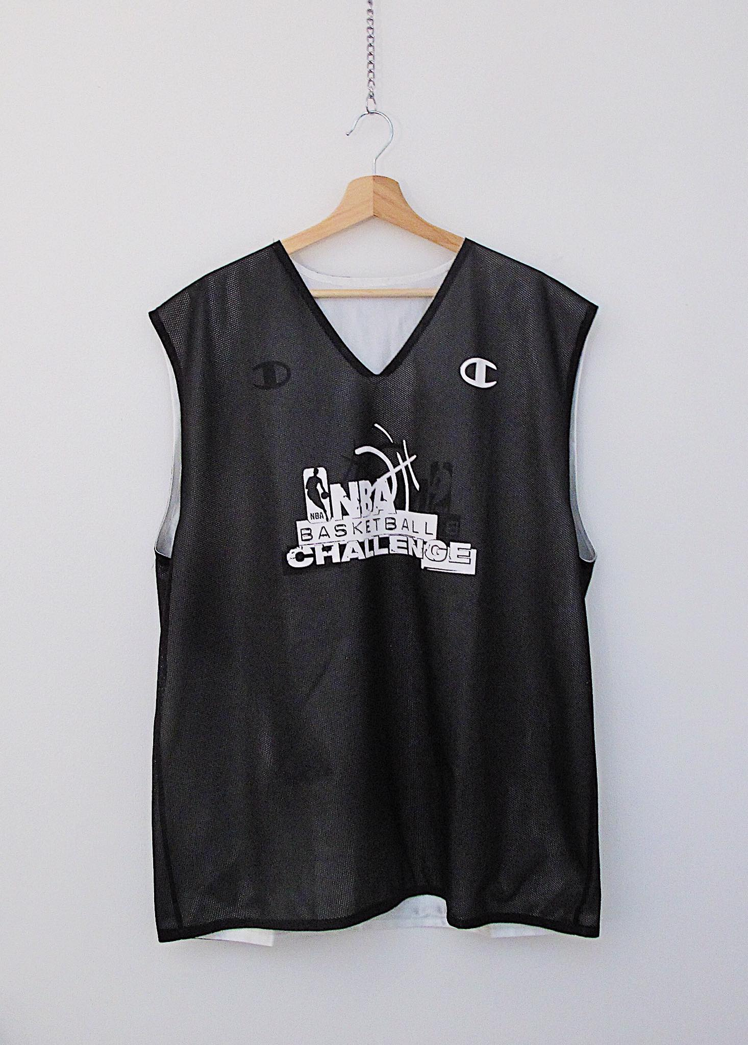 NBA Basketball Challenge Champion Reversible Jersey - XL