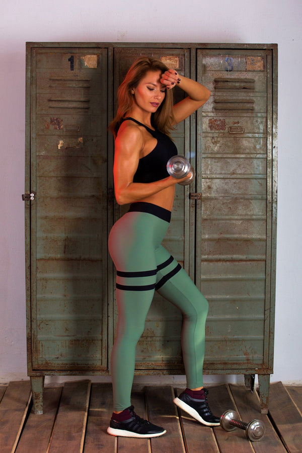 Army legging - KEO Fitness Ireland