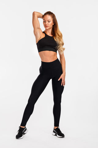 "Curve Leggings ""Black"""