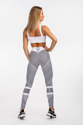 Black Fusion Leggings
