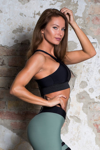Colorado sports bra - KEO Fitness Ireland