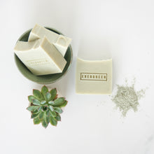 Load image into Gallery viewer, Tea Tree and Green Clay natural soap