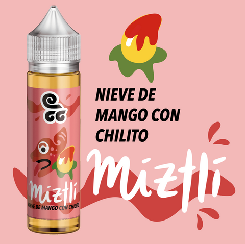 Miztli Chilito 30ml
