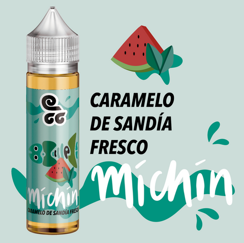 Michin Fresco 60ml | Vapor a la Mexicana