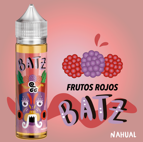 Batz 30ml | Vapor a la Mexicana