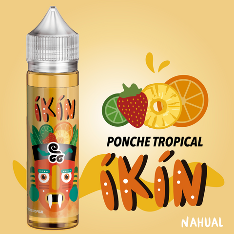 Ikin 60ml | Vapor a la Mexicana