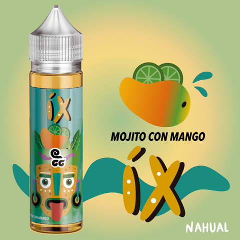 Ix 30ml | Vapor a la Mexicana