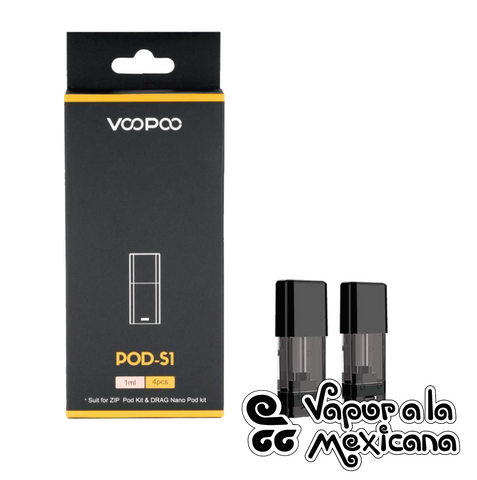 Drag Nano Cartridge (1pz) | Voopoo