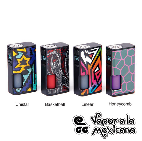 Luxotic Surface Box Mod | Wismec | Vapor a la Mexicana