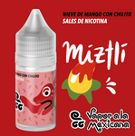 Miztli NicSalts 30ml | Vapor a la Mexicana