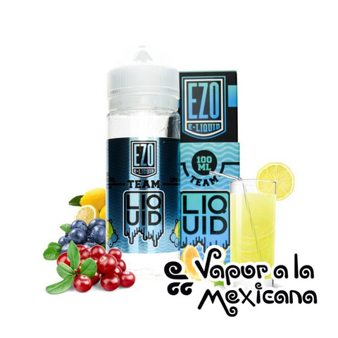 Liquid 100ml | Ezo | Vapor a la Mexicana