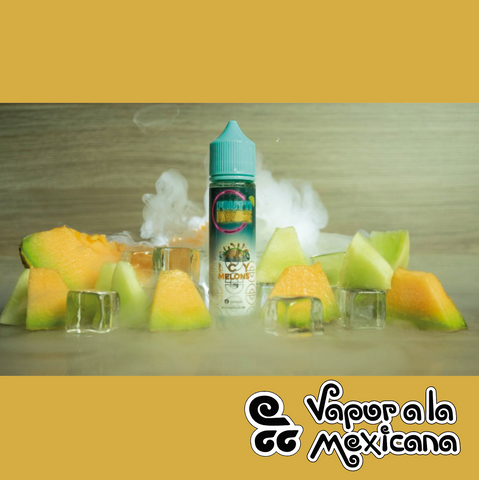 Icy Melons 30ml | Frutti Paradise
