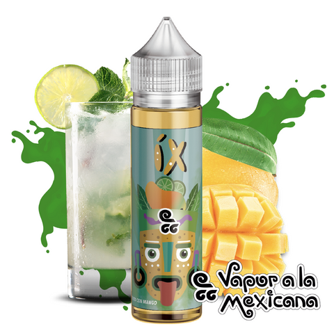 Ix 60ml | Vapor a la Mexicana