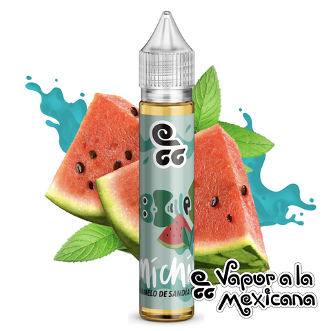 Michin Fresco 30ml | Vapor a la Mexicana
