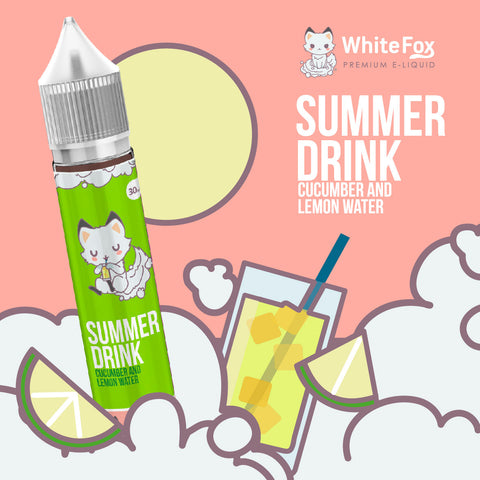 Summer Drink 30ml | White Fox