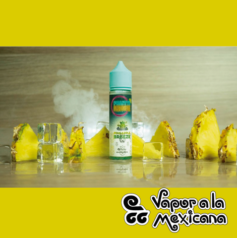 Pineapple Breeze 30ml | Frutti Paradise | Vapor a la Mexicana