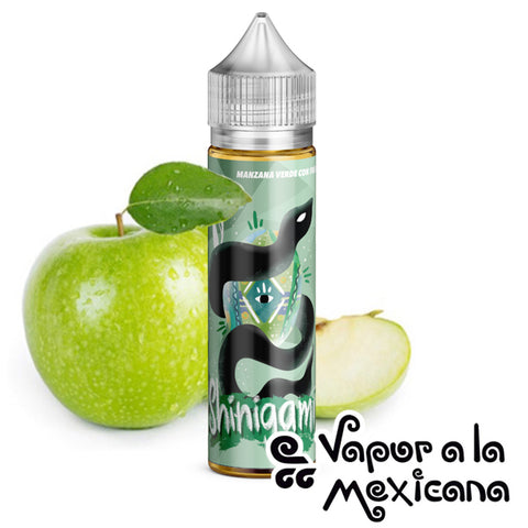 Shinigami 30ml | Vapor a la Mexicana