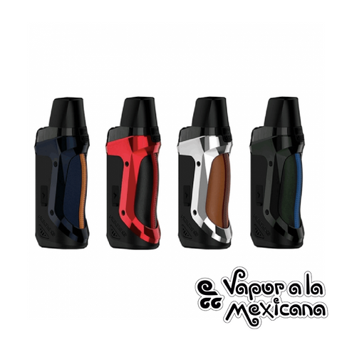 Aegis Boost Pod Kit Luxury Edition | Geekvape | Vapor a la Mexicana