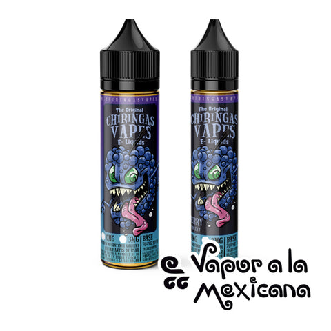 Berry Violent 60 ml | Chiringas