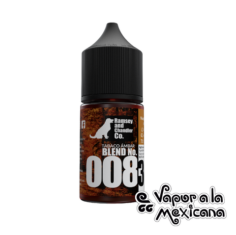 008 Reserva Especial 30ml | Ramsey and Chandler CO. | Vapor a la Mexicana
