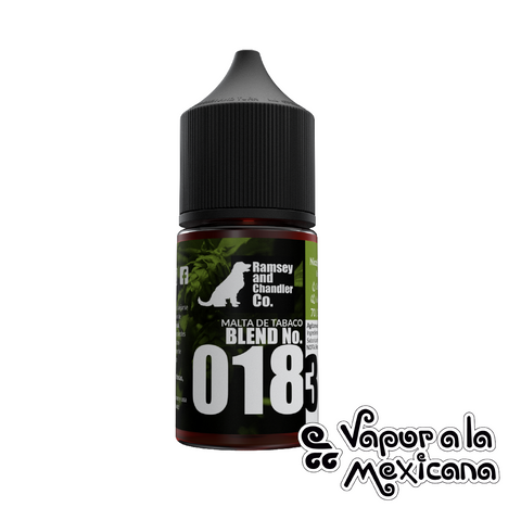 018 Reserva Especial 30ml | Ramsey and Chandler CO. | Vapor a la Mexicana