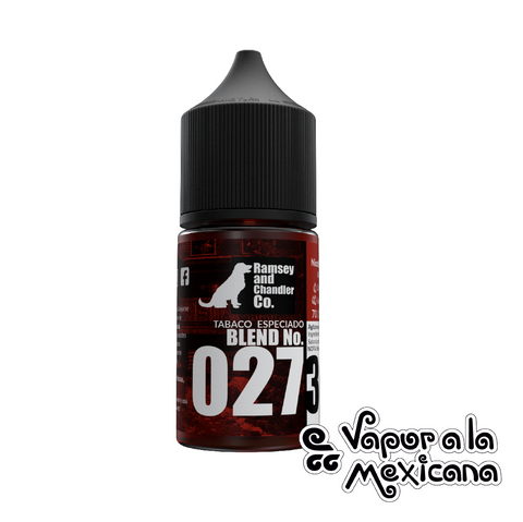 027 Reserva Especial 30ml | Ramsey and Chandler CO. | Vapor a la Mexicana