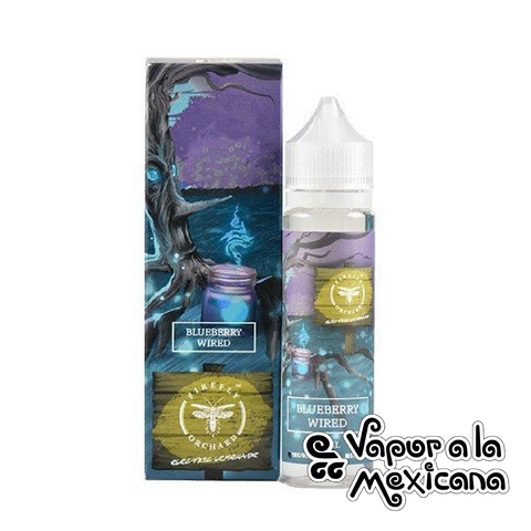 Blueberry Wired 60ml | Firefly Orchard