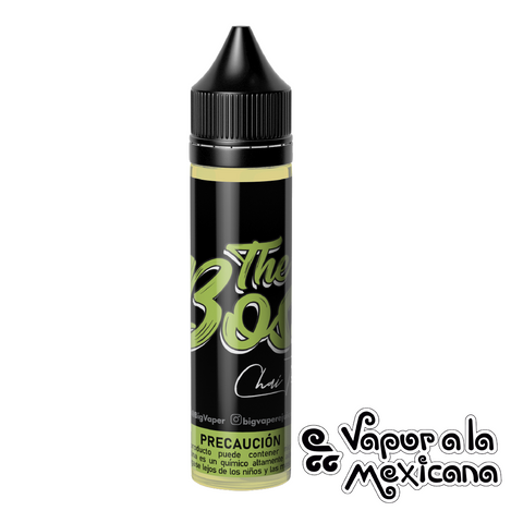 The Boss Chai Tea 30ml | Big Vaper