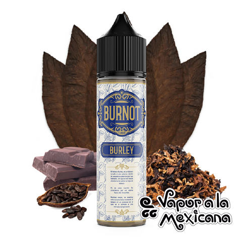 Tabaco Burley 30ml | Burnout