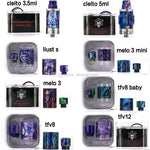 Demon Killer Resin Kit for Cleito/iJust S/Melo 3/TFV8/TFV12 (TFV8)