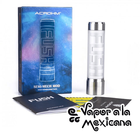 Fush Semi-Mech LED Tube Mod | Acrohm