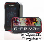 G-Priv 3 230 w Touch Screen TC Box Mod | Smok | Vapor a la Mexicana