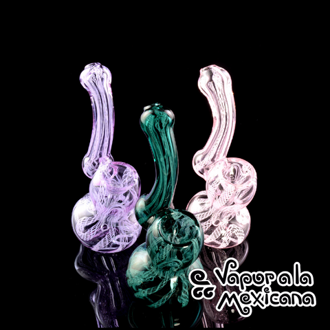 Glass Bubbler (Mini)