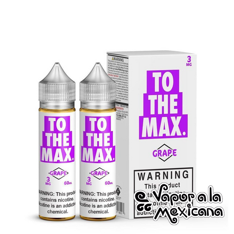 Grape 60ml | To The Max