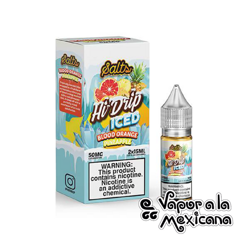 Blood Orange Pineapple 15ml | Hi Drip Iced