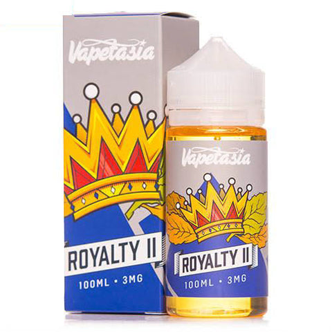 Royalty II 100ml | Vapetasia