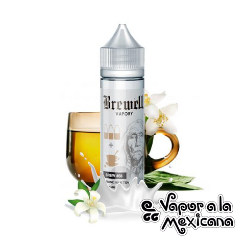 Jasmine Milk Tea 60 ml | Brewell