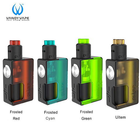 Pulse X 90W Starter Kit by Vandy Vape
