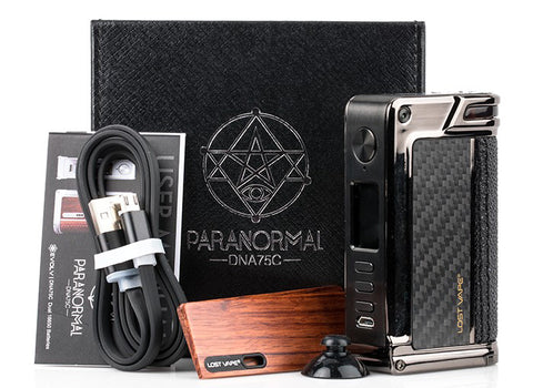 Lost Vape Paranormal 200W DNA250