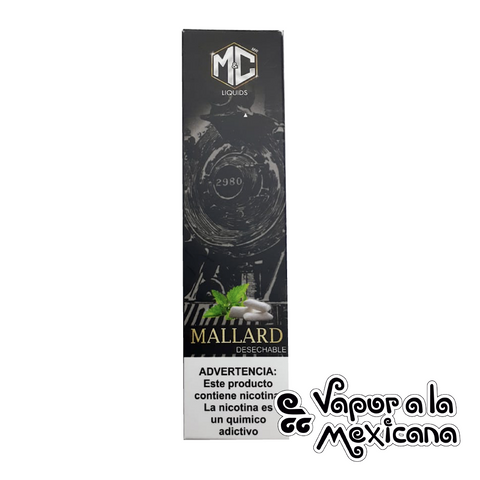 Pod Desechable 5% | MC Liquids