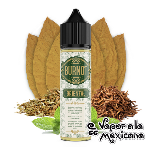 Tabaco Oriental 30ml | Burnout